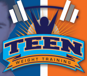 teen weights logo