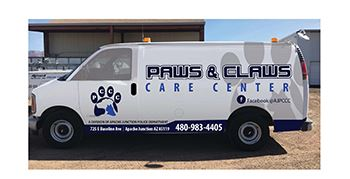 Paws  Claws Van Concept-web size