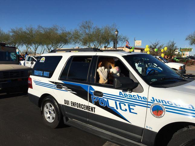 Police Department | Apache Junction, AZ - Official Website