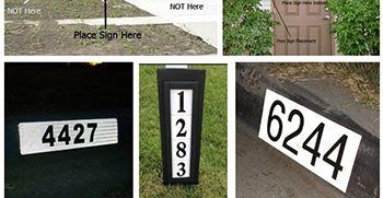 Address Visibility