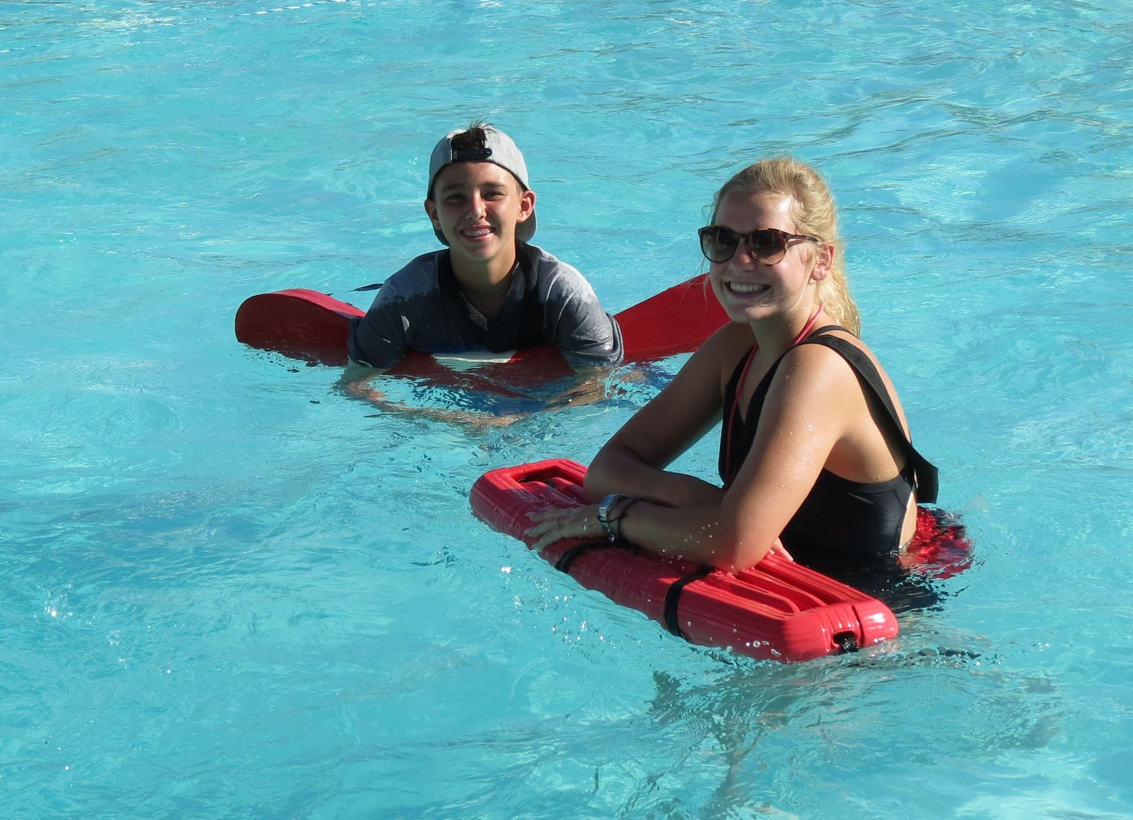 Junior Lifeguard and Water Safety Instructor Classes