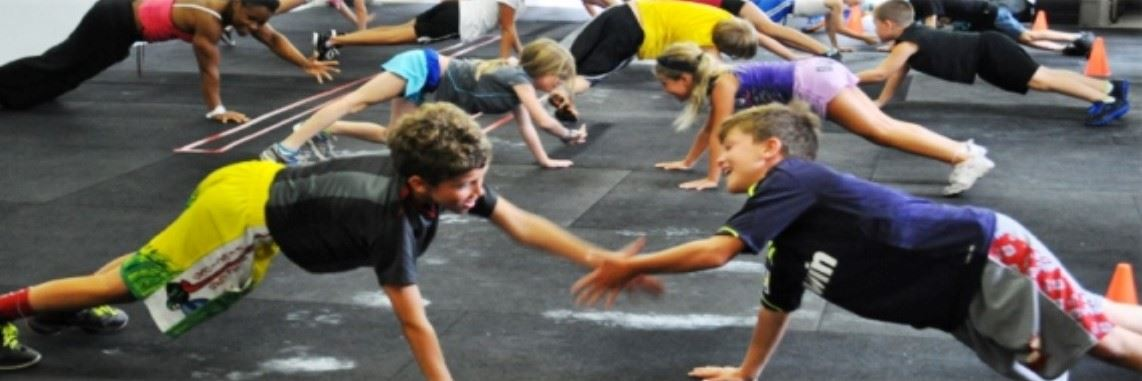 Youth Fitness Camp