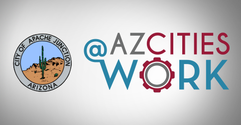 Graphic - Arizona Cities and Towns Week October 19 through 25, 2014